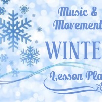 Winter Music & Movement Lesson Plan
