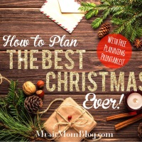 How to Plan the Best Christmas Ever