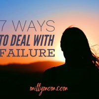 7 Ways to Deal With Failure