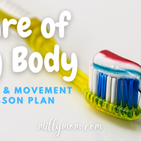 Music and Movement Lesson Plan: Care of my Body